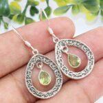 925-Sterling-Silver-August-Birthstone-Peridot-Earrings-B07JFQ9QB3