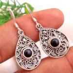Black-Onyx-Gemstone-Sterling-Silver-Vintage-Drop-Earrings-for-Women-and-Girls-Bezel-Set-Ear-Wire-Earrings-Black-Brides-B08K62ZBXL