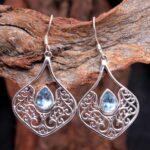 Blue-Topaz-Gemstone-Sterling-Silver-Filigree-Drop-Earrings-for-Women-and-Girls-Bezel-Set-Ear-Wire-Earrings-Blue-Brides-B08K62R822-2