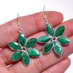 Emerald-Gemstone-Sterling-Silver-Floral-Dangle-Earrings-for-Women-and-Girls-Bezel-Set-Ear-Wire-Earrings-Green-Bridesma-B08K64RNQR