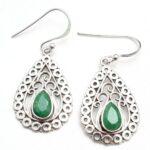 Emerald-Gemstone-Sterling-Silver-Vintage-Drop-Earrings-for-Women-and-Girls-Bezel-Set-Ear-Wire-Earrings-Green-Bridesmai-B08K62XBPD-2
