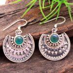 Green-Onyx-Gemstone-Sterling-Silver-Crescent-Moon-Dangle-Earrings-for-Women-and-Girls-Bezel-Set-Ear-Wire-Earrings-Gree-B08K6251GQ-2