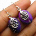 Jasper-Gemstone-Sterling-Silver-Dangle-Earrings-for-Women-and-Girls-Bezel-Set-Ear-Wire-Earrings-Purple-Bridesmaid-Earr-B08K639FT8