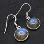 Labradorite-Gemstone-Sterling-Silver-Dangle-Earrings-for-Women-and-Girls-Bezel-Set-Ear-Wire-Earrings-Blue-Bridesmaid-E-B08K5YCT9K-2