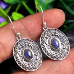 Labradorite-Gemstone-Sterling-Silver-Dangle-Earrings-for-Women-and-Girls-Bezel-Set-Ear-Wire-Earrings-Blue-Bridesmaid-E-B08K611ZT5-2