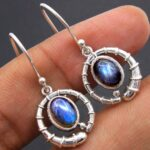 Labradorite-Gemstone-Sterling-Silver-Dangle-Earrings-for-Women-and-Girls-Bezel-Set-Ear-Wire-Earrings-Blue-Bridesmaid-E-B08K648WLB-2