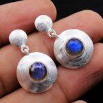 Labradorite-Gemstone-Sterling-Silver-Dangle-Earrings-for-Women-and-Girls-Bezel-Set-Pushback-Earrings-Blue-Bridesmaid-E-B08K5ZM28L-2