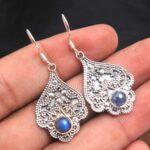 Labradorite-Gemstone-Sterling-Silver-Designer-Dangle-Earrings-for-Women-and-Girls-Bezel-Set-Ear-Wire-Earrings-Blue-Bri-B08K5Y73J2