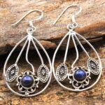 Labradorite-Gemstone-Sterling-Silver-Drop-Earrings-for-Women-and-Girls-Bezel-Set-Ear-Wire-Earrings-Blue-Bridesmaid-Ear-B08K6192DK