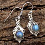 Labradorite-Gemstone-Sterling-Silver-Drop-Earrings-for-Women-and-Girls-Bezel-Set-Ear-Wire-Earrings-Blue-Bridesmaid-Ear-B08K61PFXD