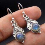 Labradorite-Gemstone-Sterling-Silver-Drop-Earrings-for-Women-and-Girls-Bezel-Set-Ear-Wire-Earrings-Blue-Bridesmaid-Ear-B08K61PFXD-2
