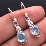 Labradorite-Gemstone-Sterling-Silver-Drop-Earrings-for-Women-and-Girls-Bezel-Set-Ear-Wire-Earrings-Blue-Bridesmaid-Ear-B08K61XVR6-2