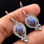 Labradorite-Gemstone-Sterling-Silver-Drop-Earrings-for-Women-and-Girls-Bezel-Set-Ear-Wire-Earrings-Blue-Bridesmaid-Ear-B08K62ZW87-2