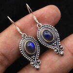 Labradorite-Gemstone-Sterling-Silver-Drop-Earrings-for-Women-and-Girls-Bezel-Set-Ear-Wire-Earrings-Blue-Bridesmaid-Ear-B08K64VTZK-2