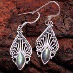 Labradorite-Gemstone-Sterling-Silver-Drop-Earrings-for-Women-and-Girls-Bezel-Set-Ear-Wire-Earrings-Green-Bridesmaid-Ea-B08K63WQ45-2