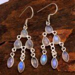 Moonstone-Gemstone-Sterling-Silver-Chandelier-Earrings-for-Women-and-Girls-Bezel-Set-Ear-Wire-Earrings-White-Bridesmai-B08K62HRWZ