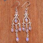 Moonstone-Gemstone-Sterling-Silver-Chandelier-Earrings-for-Women-and-Girls-Bezel-Set-Ear-Wire-Earrings-White-Bridesmai-B08K63RHZW