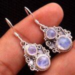 Moonstone-Gemstone-Sterling-Silver-Drop-Earrings-for-Women-and-Girls-Bezel-Set-Ear-Wire-Earrings-White-Bridesmaid-Earr-B08K63WFZR