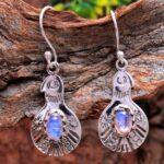 Moonstone-Gemstone-Sterling-Silver-Hamsa-Drop-Earrings-for-Women-and-Girls-Bezel-Set-Ear-Wire-Earrings-White-Bridesmai-B08K65GL4G