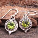 Peridot-Gemstone-Sterling-Silver-Dangle-Earrings-for-Women-and-Girls-Bezel-Set-Ear-Wire-Earrings-Green-Bridesmaid-Earr-B08K632757-2