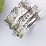 Spinner-Band-Rings-Anxiety-Ring-for-Meditaion-Gift-Ring-for-Mothers-Day-925-Sterling-Silver-Spinner-Band-Rings-for-W-B07R7HHP7R-2