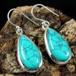 Teardrop-Earrings-for-Mother-Labradorite-Earrings-for-Women-925-Sterling-Silver-Earrings-Turquoise-Earrings-Availabl-B07K196KN9-3