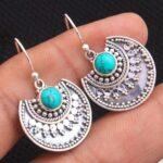 Turquoise-Gemstone-Sterling-Silver-Crescent-Moon-Dangle-Earrings-for-Women-and-Girls-Bezel-Set-Ear-Wire-Earrings-Turqu-B08K63YZ3V