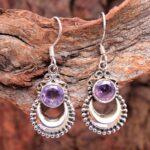 amethyst-Gemstone-Sterling-Silver-Crescent-Dangle-Earrings-for-Women-and-Girls-Bezel-Set-Ear-Wire-Earrings-Purple-Brid-B08K5YLTCR-2