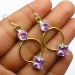 amethyst-Gemstone-Sterling-Silver-Dangle-Earrings-for-Women-and-Girls-Bezel-Set-Ear-Wire-Earrings-Purple-Bridesmaid-Ea-B08K5ZTV7L