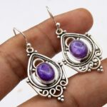amethyst-Gemstone-Sterling-Silver-Dangle-Earrings-for-Women-and-Girls-Bezel-Set-Ear-Wire-Earrings-Purple-Bridesmaid-Ea-B08K656CG2-2