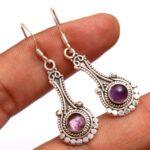 amethyst-Gemstone-Sterling-Silver-Drop-Earrings-for-Women-and-Girls-Bezel-Set-Ear-Wire-Earrings-Purple-Bridesmaid-Earr-B08K63LQD6